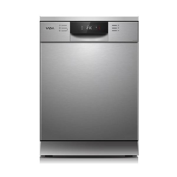 ماشین ظرفشویی یونیوا مدل w60 نقره ای