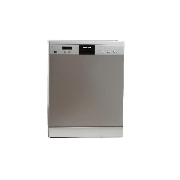 ماشین ظرفشویی 12 نفره شارپ مدل QW-V615-SS3